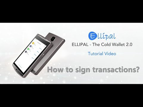 How to make transaction on ELLIPAL?
