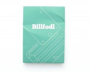 Billfodl Verpackung Vorderseite ohne Seigel