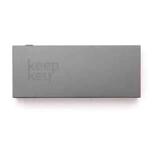 KeepKey Rückseite