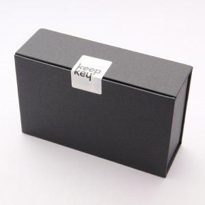 KeepKey Verpackung ohne Folie Rückseite Siegel