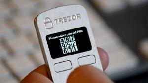 Hardware Wallet TREZOR