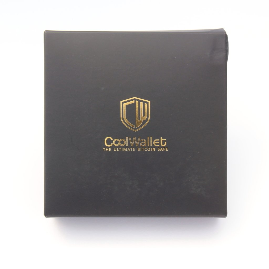 CoolWallet Karton