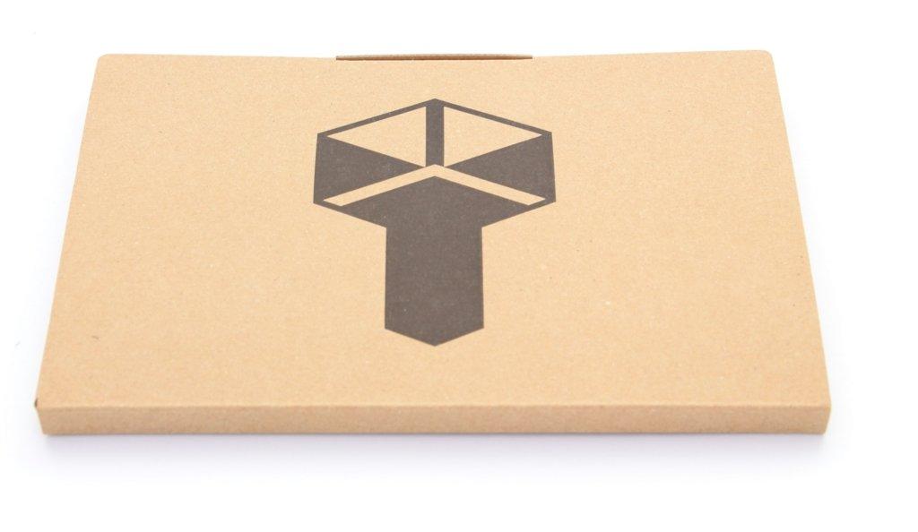 Digital Bitbox Karton Vorderseite