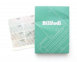 Billfodl Verpackung Vorderseite