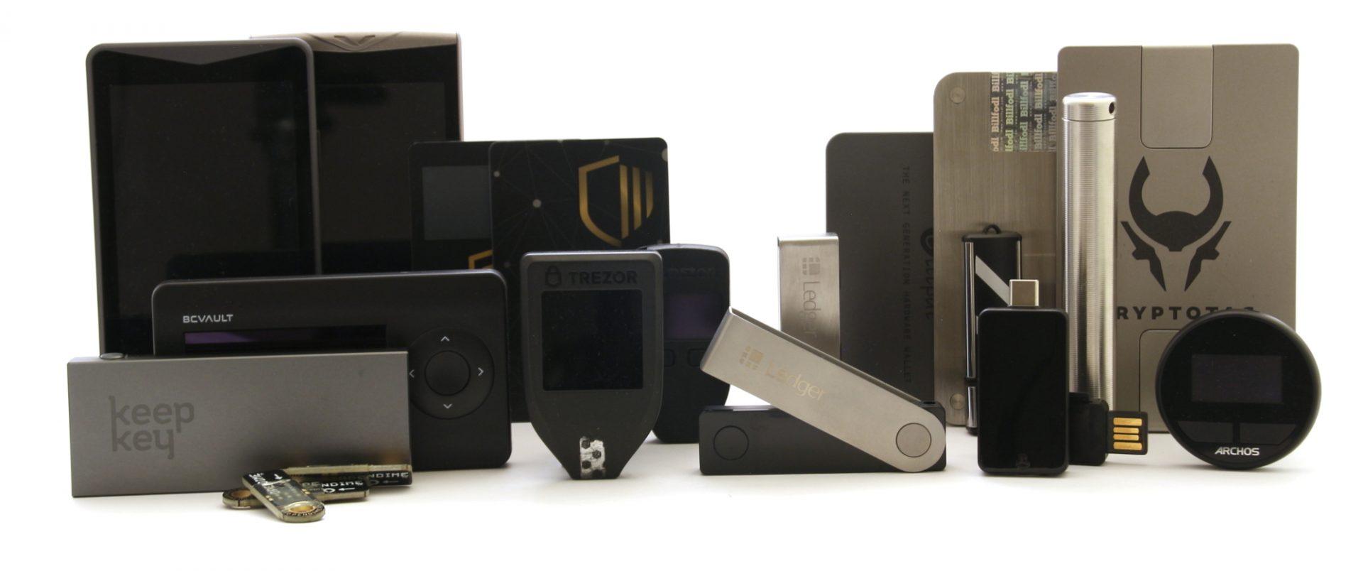 Hardware Wallets Banner V7