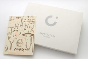 Cryptosteel Capsule Verpackung