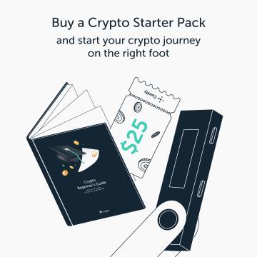 Ledger Starter Pack